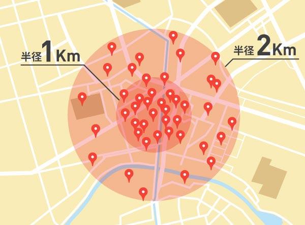 クリニックマップイメージ