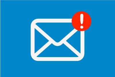 メール画面イメージ